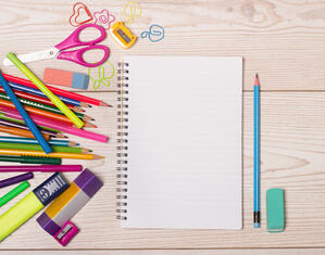 Get organized to adjust to going back to school