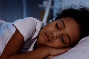 Get plenty of sleep to get ready for school